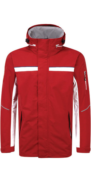 2018 Henri Lloyd Sail 2.0 Inshore Coastal Jacket New Red YO200020
