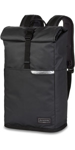 Dakine Section Roll Top Wet / Dry 28L Backpack BLACK 10001253