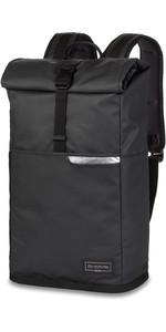 Dakine Section Roll Top Wet / Dry 28L Backpack BLACK 10001253