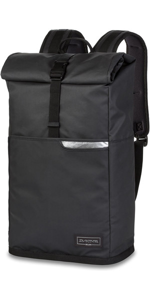 2018 Dakine Section Roll Top Wet / Dry 28L Backpack BLACK 10001253