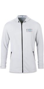 Dakine Inlet Loose Fit Front Zip Hoody White 10001657