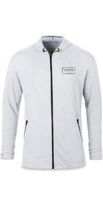 Dakine Inlet Loose Fit Front Zip Hoody White 10001657