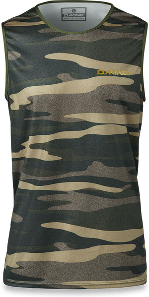2018 Dakine Outlet Loose Fit Tank Top Field Camo 10001663
