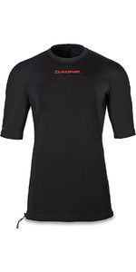 Dakine Storm Snug Fit Short Sleeve Rash Vest Black 10001667
