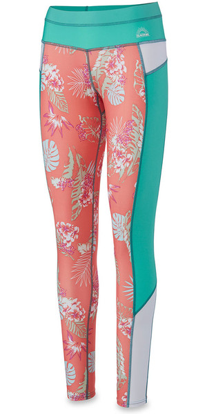 2018 Dakine Womens Persuasive Surf Leggings Waikiki 10001684