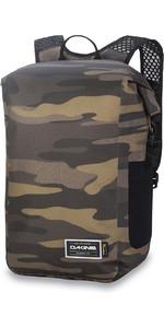 Dakine Cyclone 32L Roll Top Waterproof Back Pack Camo 10001825
