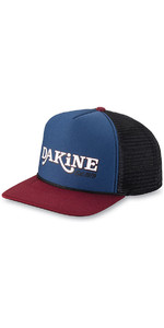 2018 Dakine Throw Back Trucker Hat Midnight 10001894