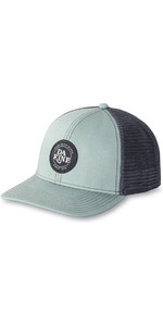 Dakine Circle Crest Trucker Hat Light Green 10001889