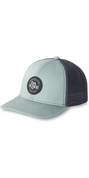2018 Dakine Circle Crest Trucker Hat Light Green 10001889