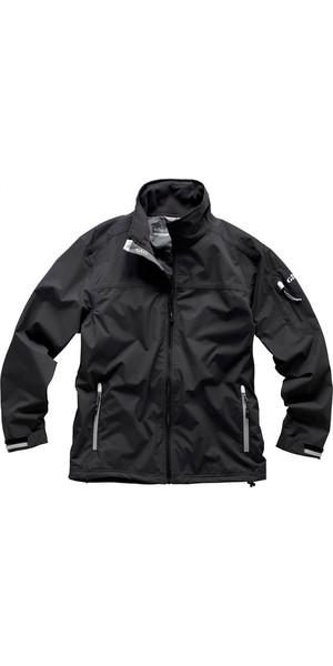 2018 Gill Men's Crew Jacket in Graphite 1041