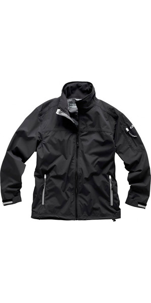 2018 Gill Men's Crew Jacket in Graphite 1041