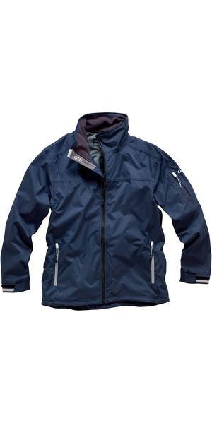 2018 Gill Men's Crew Jacket in Navy 1041