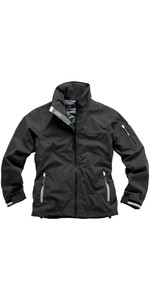 Gill Womens Crew Jacket in Graphite 1041W