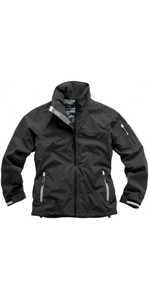 2018 Gill Womens Crew Jacket in Graphite 1041W
