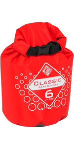 Palm Classic Gear Carrier / Dry Bag 6L RED 10439