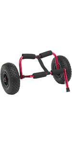 2020 Palm T100 Caddy Kayak Trolley - Red 10458