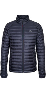 2019 Gill Mens Hydrophobe Down Jacket Navy 1062