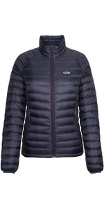2019 Gill Womens Hydrophobe Down Jacket Navy 1062W