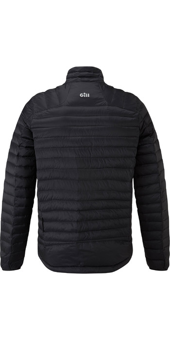 2020 Gill Mens Hydrophobe Down Jacket Black 1065