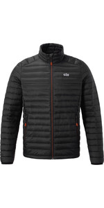 2021 Gill Mens Hydrophobe Down Jacket Black 1065
