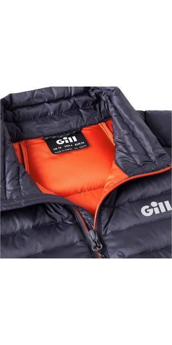 2020 Gill Womens Hydrophobe Down Jacket Navy 1065W