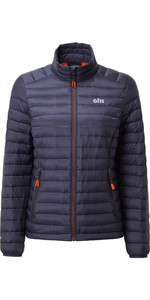 2021 Gill Womens Hydrophobe Down Jacket Navy 1065W