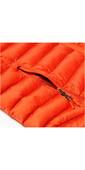 2020 Gill Womens Hydrophobe Down Jacket Orange 1065W