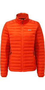 2020 Gill Womens Hydrophobe Down Jacket Orange 1065W