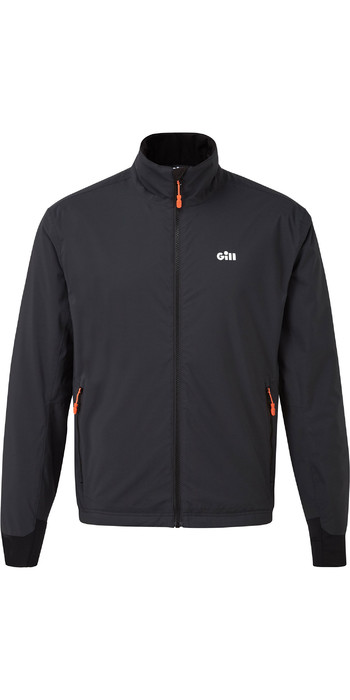 2021 Gill Mens OS Insulated Jacket Graphite 1070