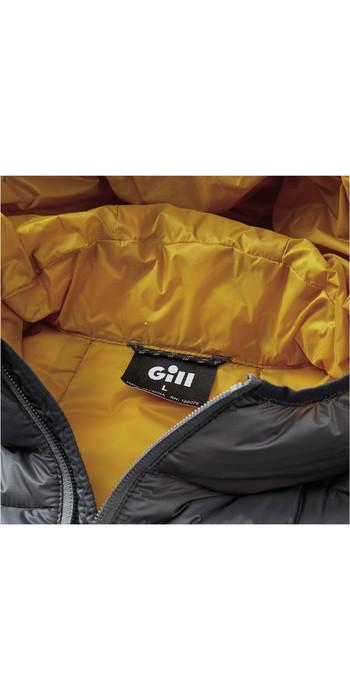 2020 Gill Mens North Hill Jacket Ash 1090