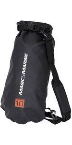 2019 Magic Marine Waterproof Duffle Bag 10L Black 120830