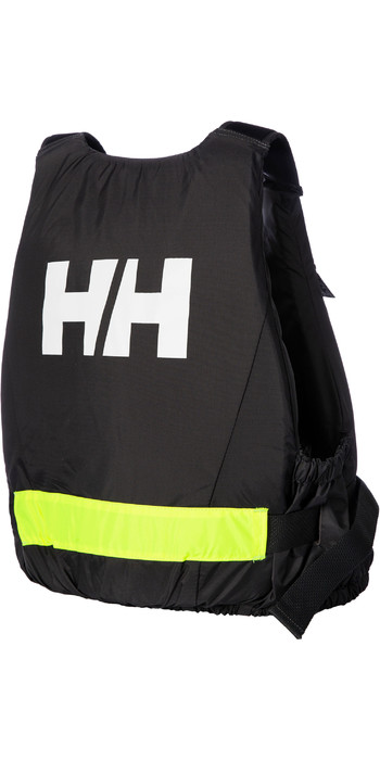 2021 Helly Hansen 50N Rider Vest / Buoyancy Aid 33820 - Ebony
