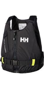 2019 Helly Hansen 50N Rider Vest / Buoyancy Aid 33820 - Ebony