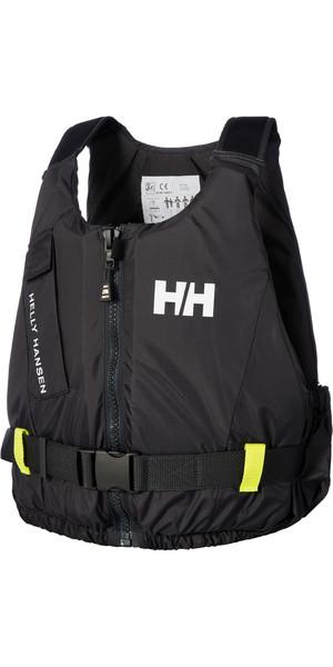 2020 Helly Hansen 50N Rider Vest / Buoyancy Aid 33820 - Ebony