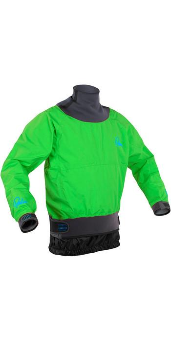 2021 Palm Vertigo Whitewater Jacket Lime 11444