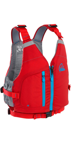 2019 Palm Meander Touring PFD RED 11457