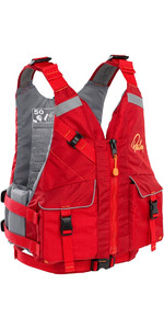 2019 Palm Hydro Adventure PFD Buoyancy Aid RED 11464
