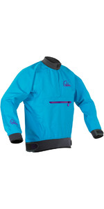 2019 Palm Vector Womens Kayak Jacket Aqua 11470