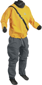 2021 Palm Mens Base Drysuit Saffron / Jet Grey 12384