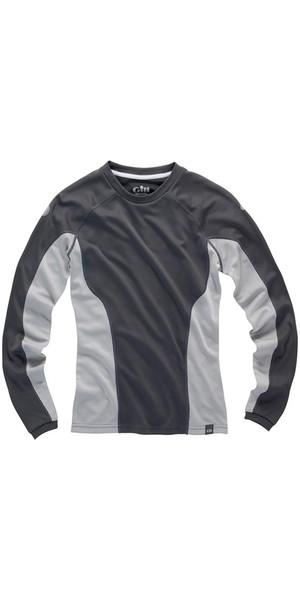 2018 Gill Womens I2 Long Sleeve T-Shirt Ash 1280