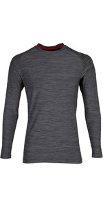 2021 Gill Mens Crew Neck Base Layer Ash 1282
