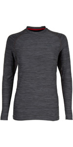 2021 Gill Womens Crew Neck Base Layer Ash 1282W