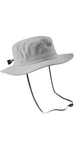 2018 Gill Technical Sailing Sun Hat Silver 140