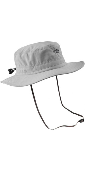 2018 Gill Technical Sailing Sun Hat Silver 140