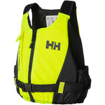 2020 Helly Hansen 50N Rider Vest / Buoyancy Aid 33820 - Fluro Yellow
