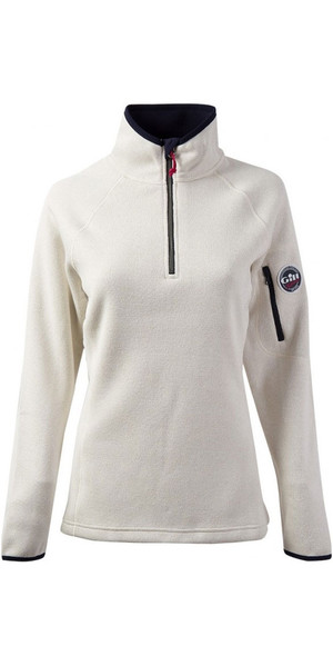 2018 Gill Womens Knit Fleece in Sailcloth 1491W
