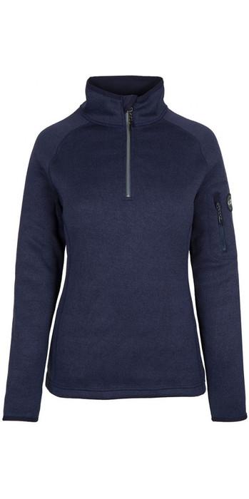 2021 Gill Womens Knit Fleece Navy 1492W