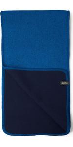 2019 Gill Knit Fleece Scarf Blue 1496