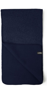 2020 Gill Knit Fleece Scarf Navy 1496