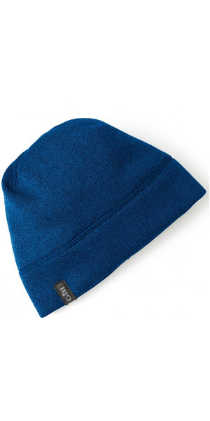 2018 Gill Knit Fleece Hat Blue 1497